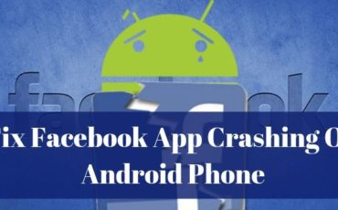 Fix Facebook App Crashing On Android Phone