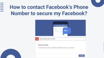 How-to-contact-Facebooks-Phone-Number-to-secure-my-Facebook