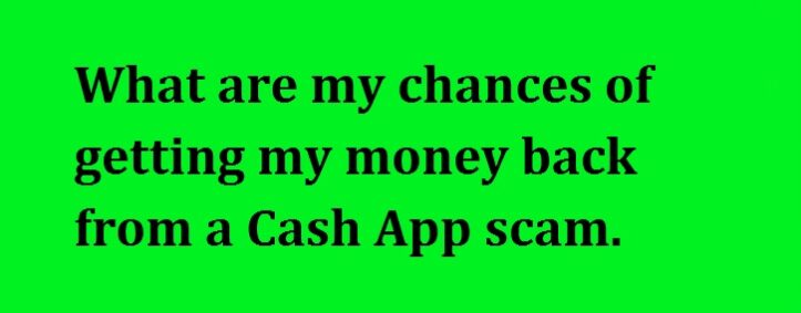 Cash App Refund Money