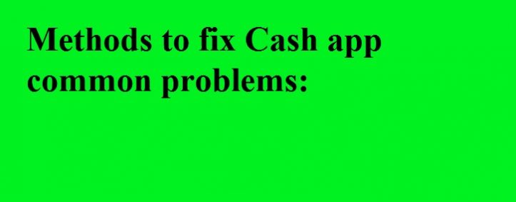 fix-cash-app-common-problems
