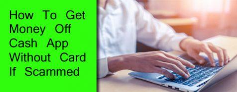 Get Money Off Cash App Without Card