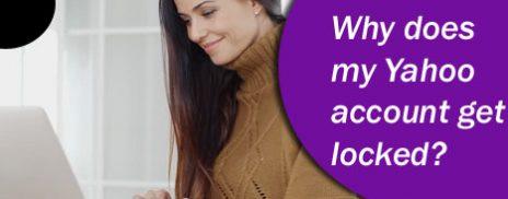 unlock my Yahoo account