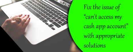 Access my cash app account