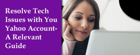 Fix Yahoo Mail Account